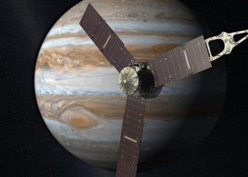 La misión espacial «Juno» llega a Júpiter