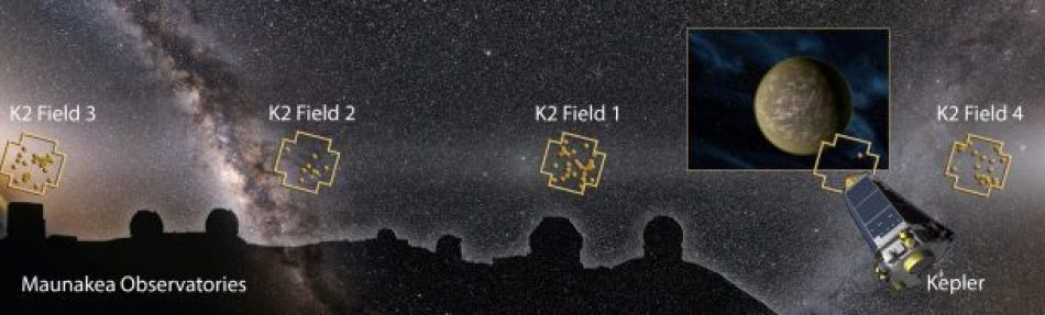 El telescopio Kepler confirma el hallazgo de más de cien exoplanetas