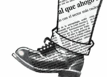 La Razón, «¿el periódico que hace oídos sordos a la ultraderecha?»