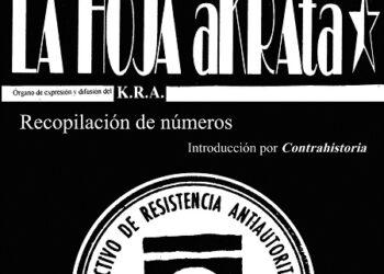 Nueva edición: «La hoja áKRAta. Recopilación de números»