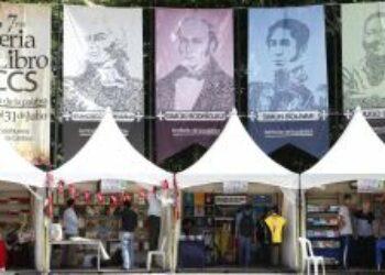 Caracas se convierte en el territorio de la palabra