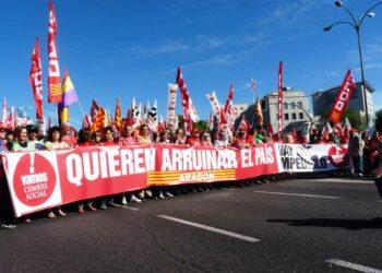 La Cumbre Social pide acabar con la austeridad y las desigualdades