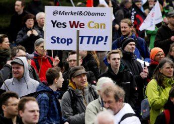 Ecologistas en Acción rechaza la visita de Obama por su apoyo al TTIP