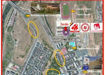 Nueva sede comarcal del PCE, IU y la UJCE en Ponferrada