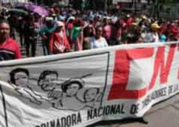 Sostendrán reunión coordinadora de maestros y gobierno en México