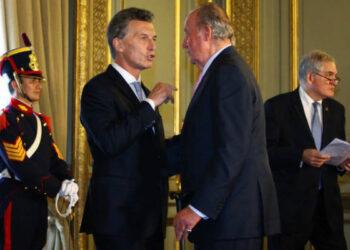 Convocan a repudiar la presencia de Juan Carlos de Borbón el viernes 8 en Buenos Aires