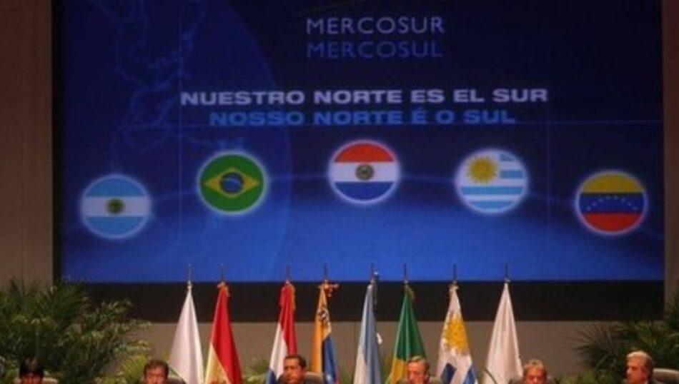 Parlamentarios del Mercosur rechazan cerco contra Venezuela