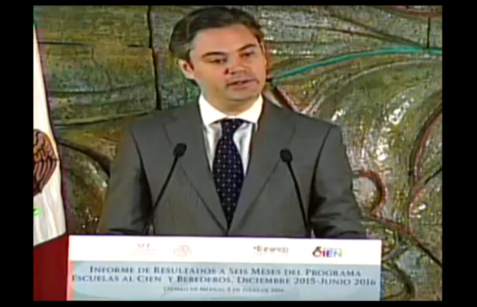 """El gobierno mexicano no cede y reafirma la Reforma educativa """"no es el problema, sino la solución"""""""