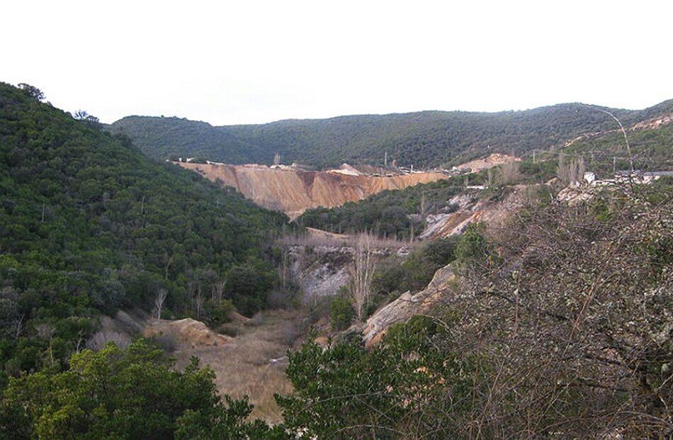 Ecologistas en Acción de León denuncia las maniobras del alcalde popular Constantino Valle para reabrir a cielo abierto la mina de plomo de Sobrado