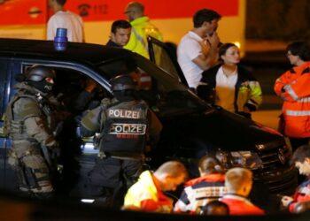 Policía alemana identifica al autor del tiroteo en Múnich