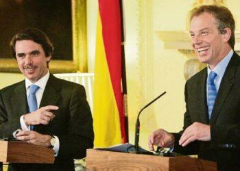 El PCE llama a reactivar la Plataforma «Juicio a Aznar» tras las nuevas pruebas que le incriminarían por la guerra de Iraq