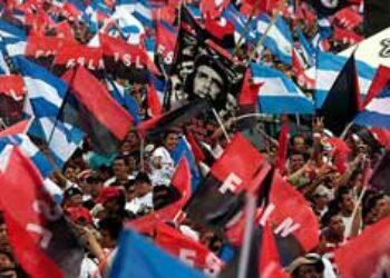 Nicaragua celebra aniversario 37 de la Revolución Popular Sandinista