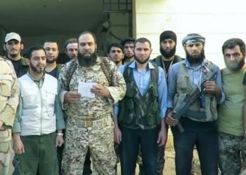 Verdugo de Nureddin al Zinki, grupo armado apoyado por EEUU que degolló a un niño de 13 años: «somos peor que el EI»