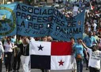 Maestros panameños podrían declarar indefinida la huelga