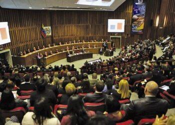Venezuela: Tribunal Supremo de Justicia ratifica a los 34 Magistrados designados por la AN en diciembre de 2015