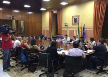 Podemos Andalucía acuerda con siete asociaciones el texto de su nueva proposición de ley sobre LGTBIfobia