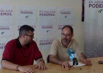 Podemos Andalucía pide la puesta en marcha de manera  inmediata del Plan de Vivienda