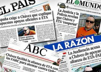 Los medios españoles aportan poco a la democracia