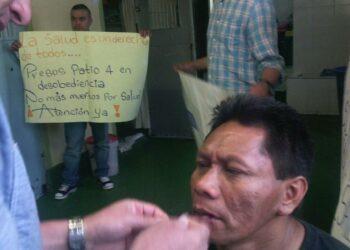 Colombia: Paz encarcelada y basureros humanos!
