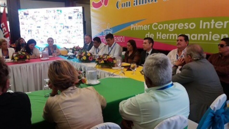 Nicaragua desarrolla Primer Congreso Internacional de Hermanamientos
