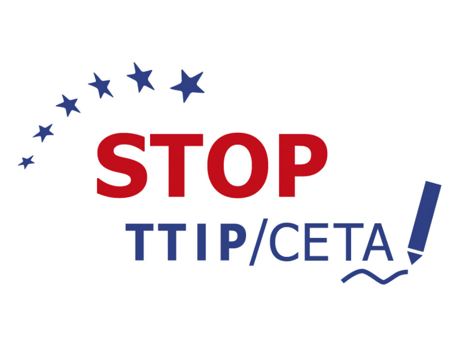 Greenpeace pide a los Gobiernos europeos que eviten el intento de la Comisión Europea de aprobar el CETA sin consultarles