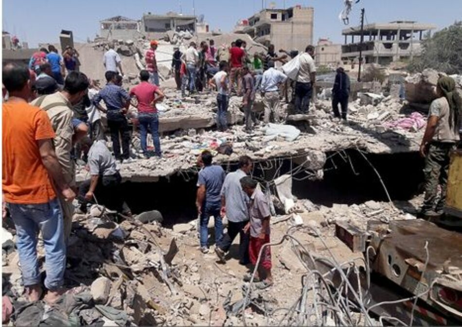 Más de 40 muertos por atentado en ciudad siria de Qamishli
