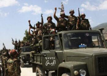 Ejército sirio recuperó zonas atacadas por terroristas en Palmira