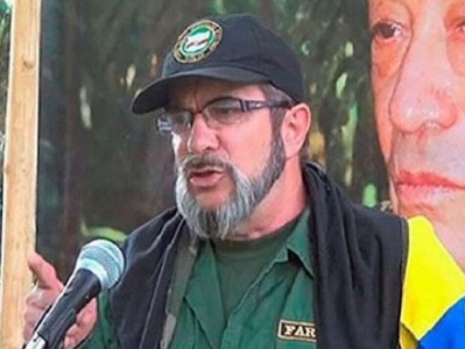 """Entrevista a Timoleón Jiménez, Timochenko (FARC): """"No desfallezcan, que yo creo que vamos por buen camino para lograr la paz"""""""
