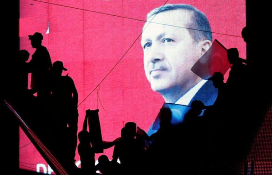 """Erdogan: """"Los turcos quieren restablecer la pena de muerte tras tantos atentados"""""""