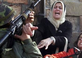 Vallina (IU) exige a la UE mayor protección para las mujeres en las zonas ocupadas de Palestina, el Sáhara Occidental y Chipre