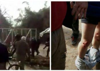 Brutal represión policial en Jujuy contra trabajadores del Ingenio Ledesma  80 heridos y varios detenidos