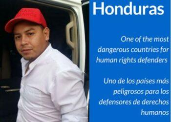 Honduras, entre más peligrosos del mundo para defensores de DDHH