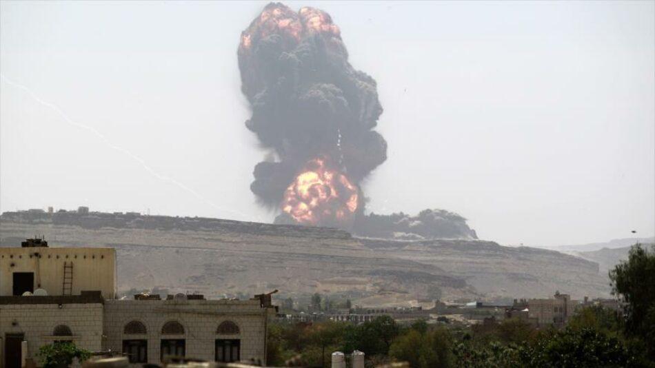 Arabia Saudí usa armas químicas contra civiles yemeníes