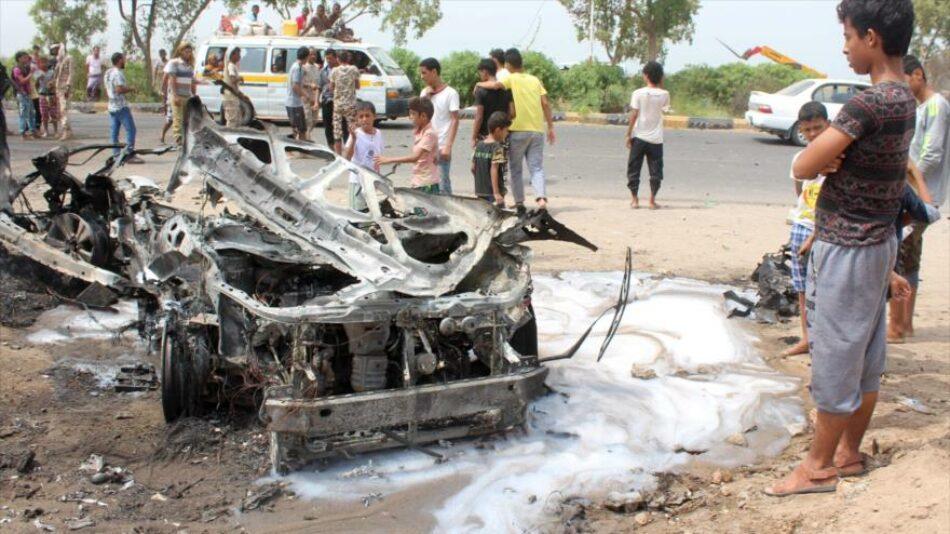 Mueren 60 personas en un atentado de Daesh en el sur de Yemen