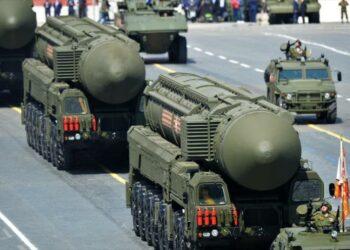 Rusia refuerza su capacidad nuclear ante posible guerra nuclear