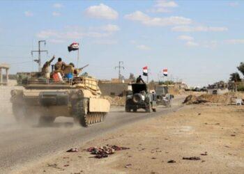 Ejército iraquí libera de EIIL pozos petroleros al sur de Mosul