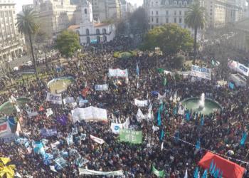 """Hebe de Bonafini: """"Nuestros hijos fueron revolucionarios"""""""
