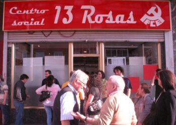 El PCE celebrará las Ferias de Alcalá en el Centro Social 13Rosas con 'el mojito de Dori'