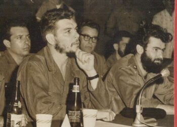 Crónicas de la revolución cubana: Oscar Fernández Mel
