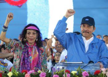 Nicaragüenses ratifican su respaldo al Gobierno, a la vez que la gran mayoría se identifica con el Sandinismo Daniel y Rosario, con más del 80% de simpatía entre los nicaragüenses