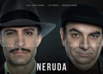 """Película """"Neruda"""" narra la persecución del poeta comunista"""
