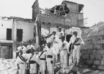 Memorial para los fusilados en Huesca, 1936-1945