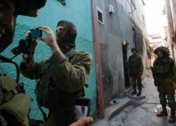 Palestina: Soldados israelíes invaden campo de refugiados, dejan 1 muerto y decenas de heridos