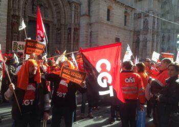 Los gestores de emergencias del 061 Málaga, con apoyo de CGT, «amenizarán» las casetas del PSOE en las ferias de Pizarra y Málaga