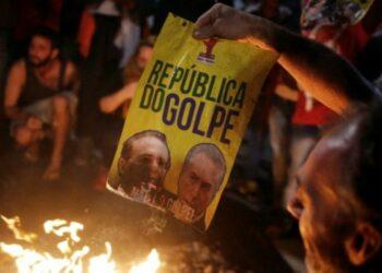 La restauración conservadora llegó también a Brasil