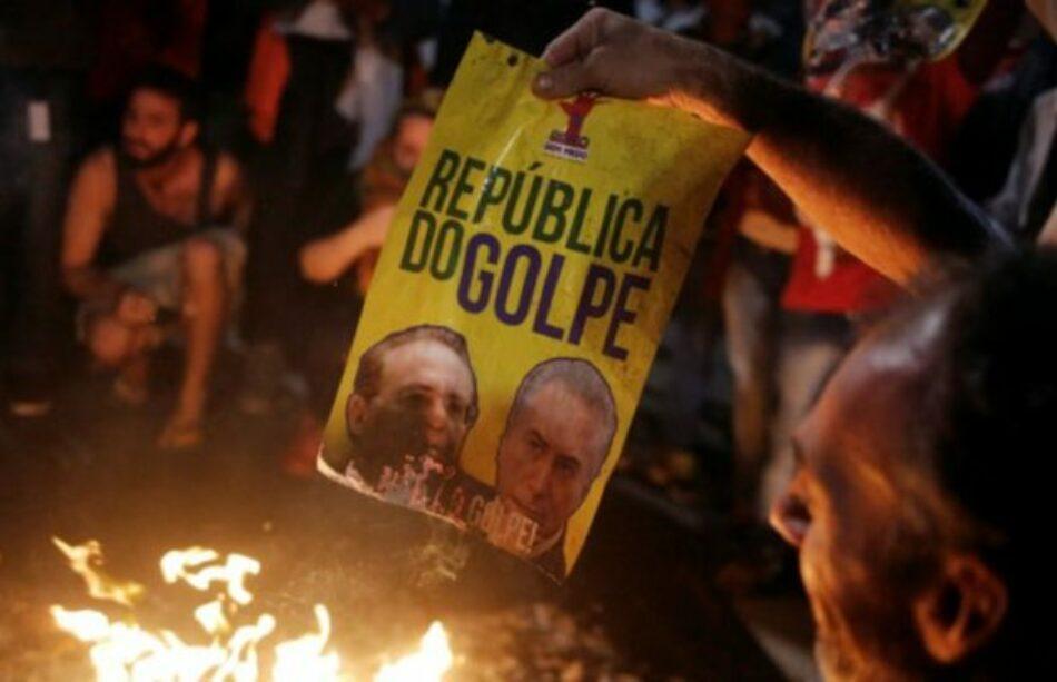 Brasil. El saldo del golpe: menos derechos para los trabajadores, más ventajas para el Capital