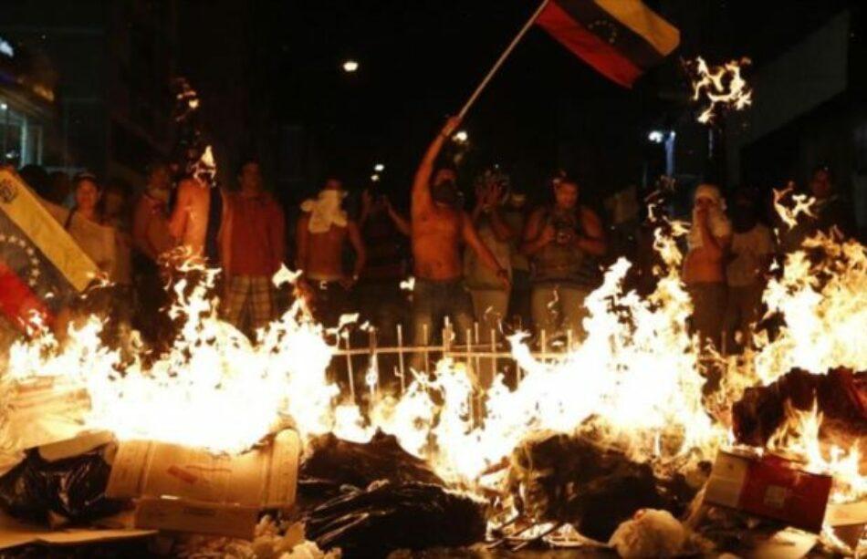 Venezuela acusa a EEUU de preparar un golpe de Estado para jueves