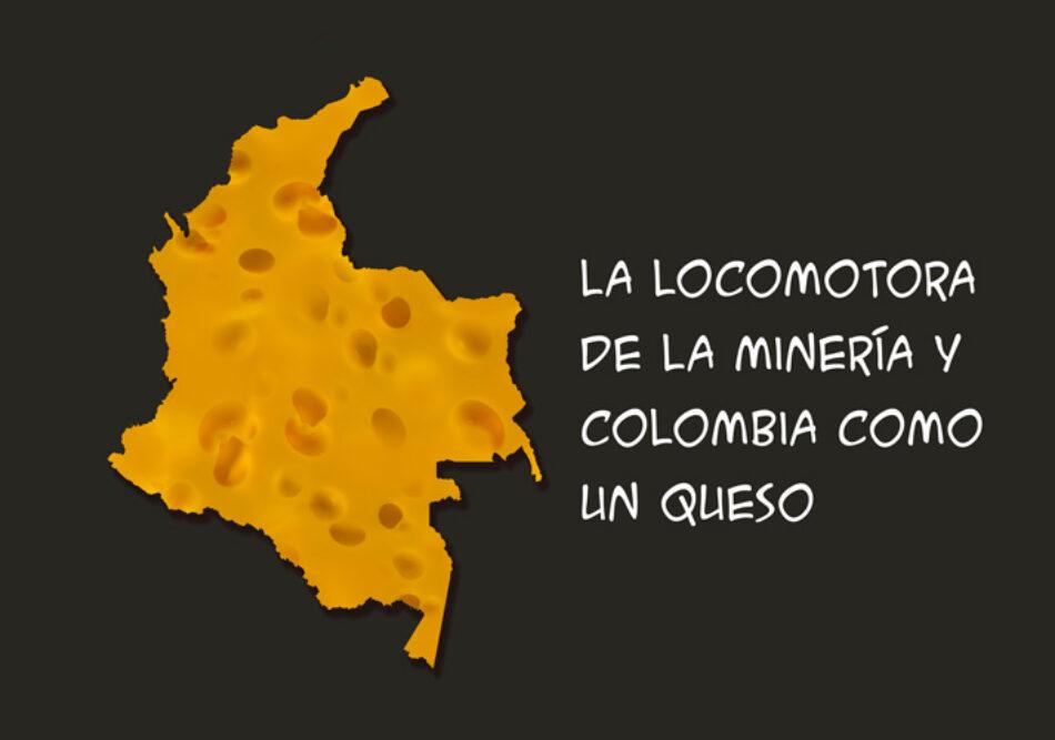 Colombia: La minería puede ser la coca del posconflicto