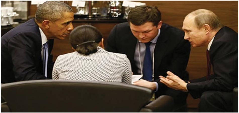 Turquía, Estados Unidos, la Unión Europea y Rusia: La dinámica está cambiando
