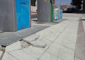 Continúan las quejas sobre el mantenimiento de Fuentelucha en Alcobendas